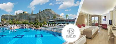 Delphin Otelleri