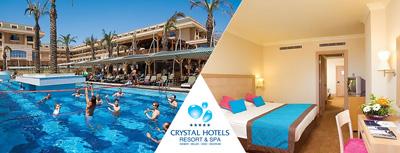 Crystal Otelleri