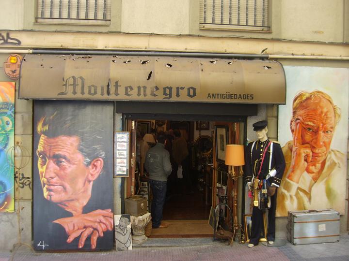 Madrid 39 in e lenceli sokaklar gezi yaz s - Libreria bardon madrid ...