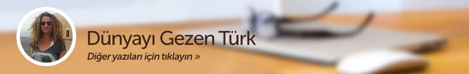 Dünya'yı Gezen Türk