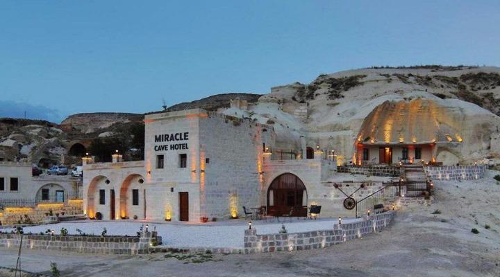 Miracle Cave Otel Kapadokya   Nevşehir/Kapadokya Otelleri